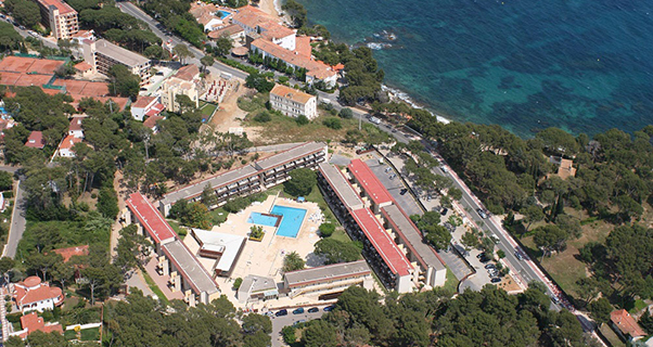 Aparthotel Comtat de Sant Jordi*** de Platja d'Aro