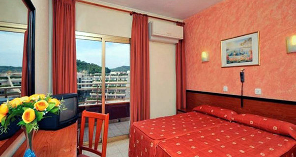 Hotel Continental*** de Tossa