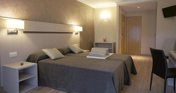 Hotel y Apartamentos Cosmos*** de Les Escaldes