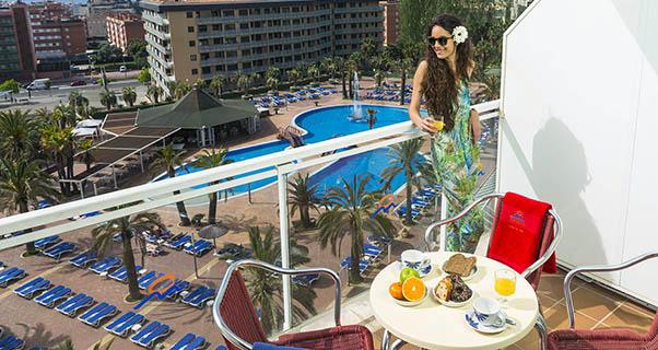 Aparthotel Costa Encantaa**** de Lloret de Mar