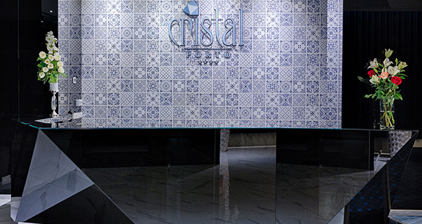 Hotel Cristal Porto**** de Oporto