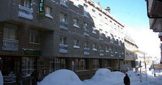 Hotel Cristina*** de Pas de la Casa