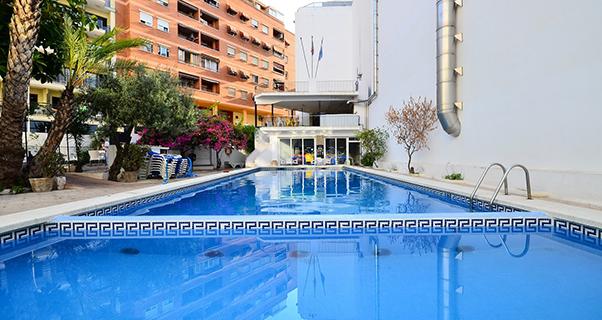 Hotel Cuco*** de Benidorm