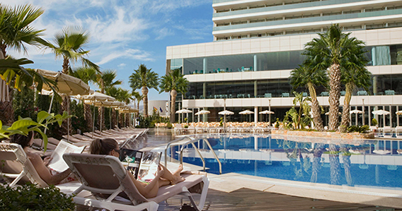 Hotel AR Diamante Beach**** de Calpe