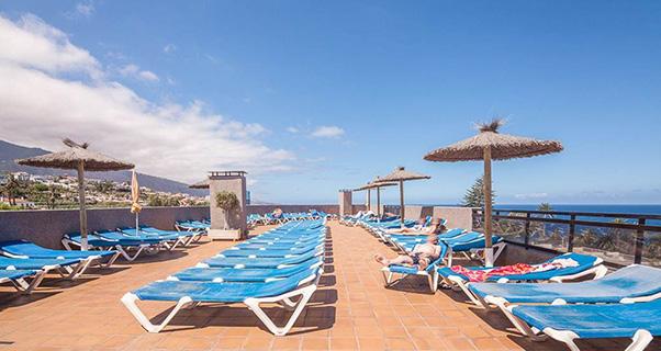 Hotel Diamante Suites**** de Puerto de la Cruz