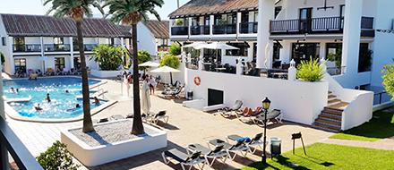 Hotel Diana Park*** de Estepona