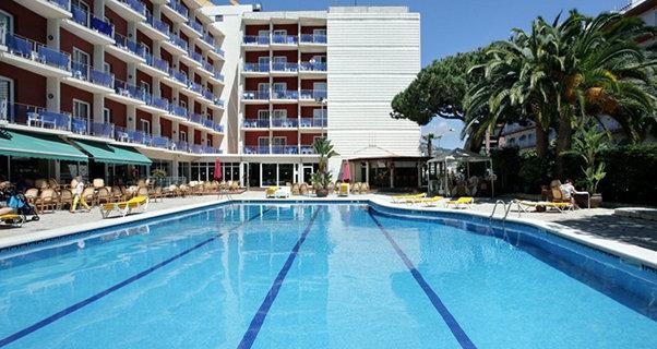 Gran Hotel Don Juan*** de Lloret de Mar