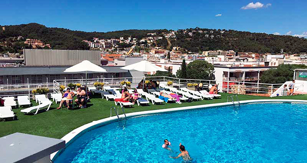 Hotel Don Juan Tossa**** de Tossa de Mar