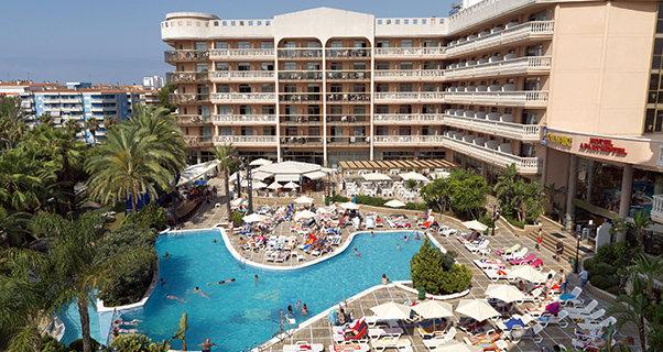 Hotel Dorada Palace**** de Salou