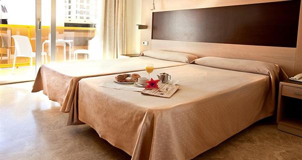 11 ESCAPADAS 18 AL 27 DE SEPTIEMBRE - HOTEL 4 ESTRELLAS EN BENIDORM