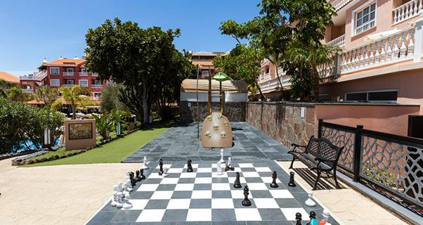 Aparthotel El Duque**** de Costa Adeje