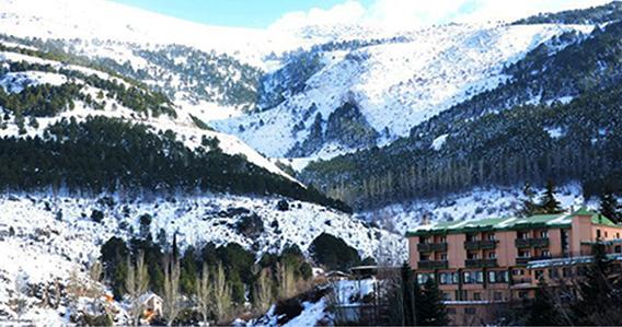 Hotel El Guerra** de Sierra Nevada