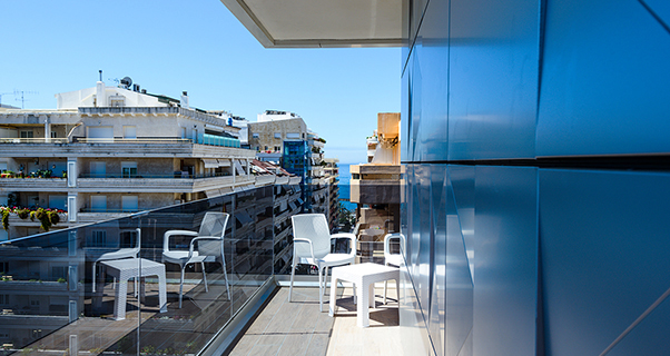 Hotel Monarque El Rodeo*** de Marbella