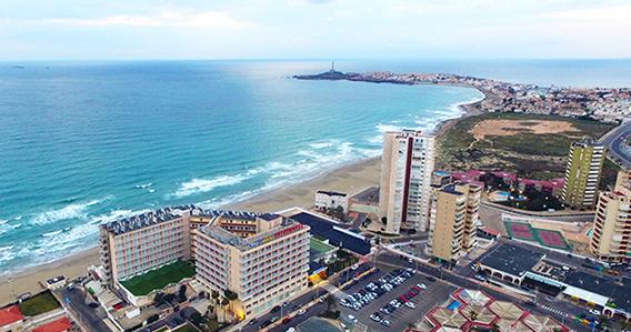 Hotel Entremares**** de La Manga del Mar Menor