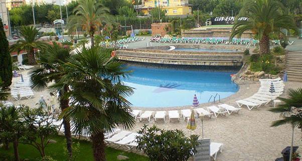 Hotel Esplendid*** de Blanes