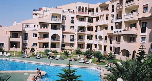 Apartamentos Estrella de Mar de Roquetas de Mar