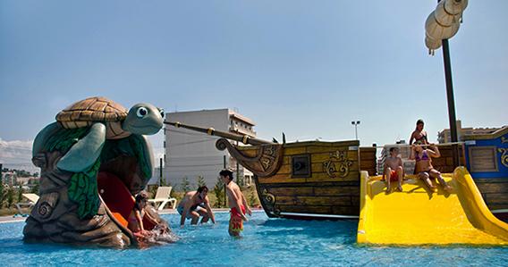 Hotel Europa Splash**** de Malgrat