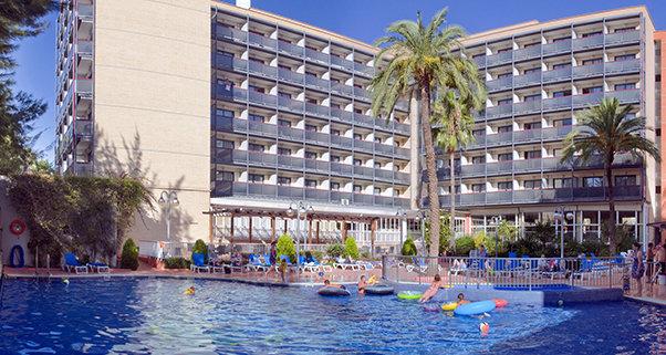 Hotel Eurosalou*** de Salou