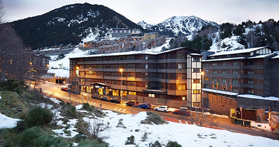 Hotel Euroski Mountain Resort**** de El Tarter