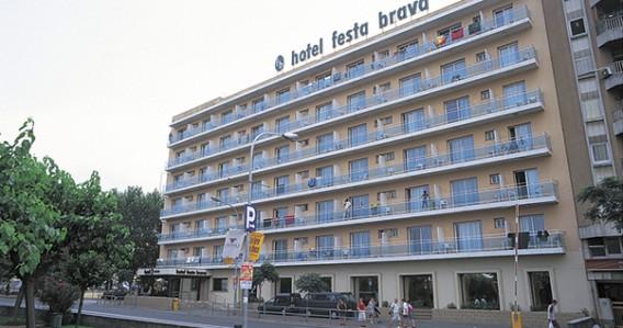 Hotel Festa Brava*** de Lloret de Mar