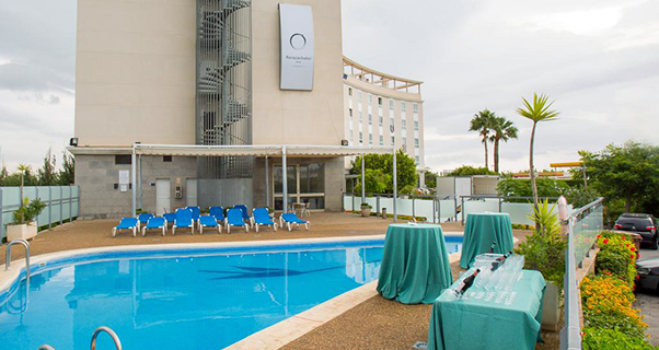 Flag Hotel Valencia Florazar**** de Massalfassar