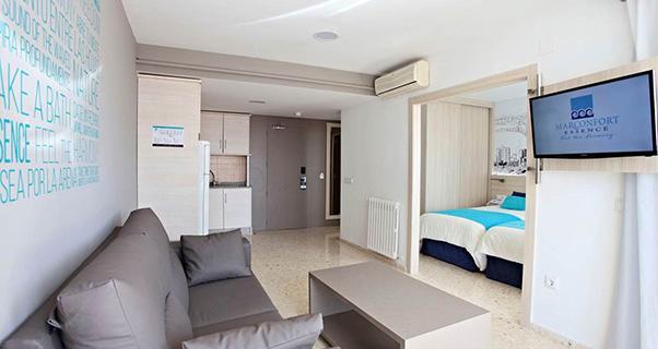 Hotel Flamingo Beach Resort**** de Benidorm