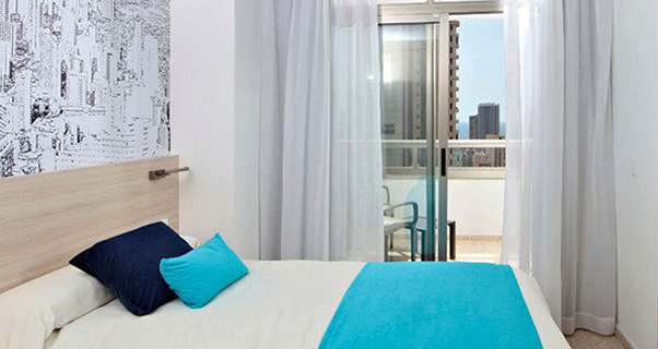Hotel Flamingo Beach Resort**** de Benidorm