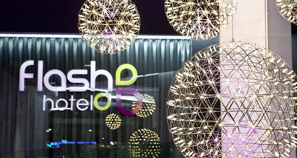 Flash Hotel**** de Benidorm