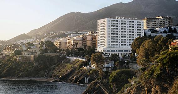 Hotel Flatotel Internacional*** de Benalmádena