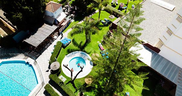 Hotel Monarque Fuengirola Park**** de Fuengirola