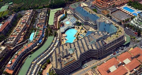Vacaciones chollo viaja en oto o al hotel gran hotel turquesa playa de puerto de la cruz - Ofertas hoteles puerto de la cruz ...