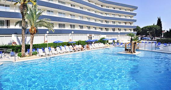 Hotel GHT Aquarium & Spa**** de Lloret de Mar
