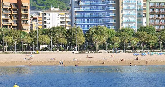 Hotel GHT Maritim*** de Calella