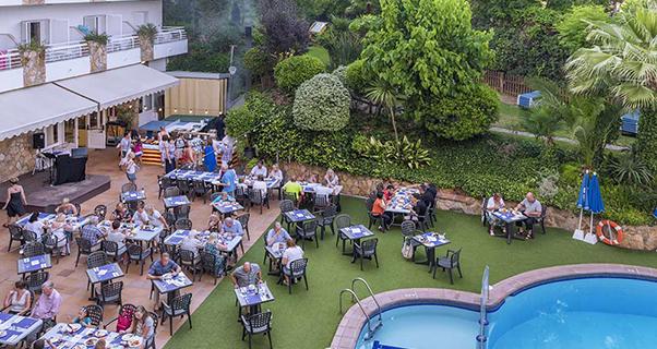 Hotel GHT Neptuno*** de Tossa de Mar