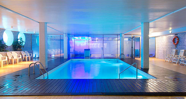 Hotel GHT Oasis Tossa & Spa**** de Tossa