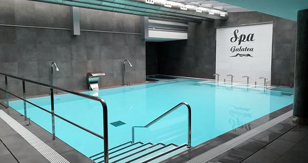 HOTEL SPA GALATEA**** de Portonovo-Sanxenxo