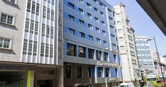 Hotel Galicia Palace**** de Pontevedra
