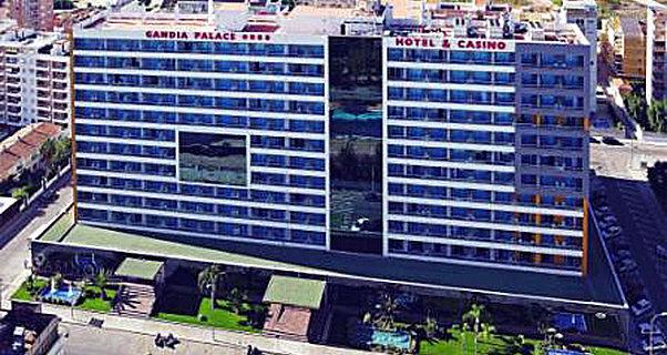 Hotel Gandía Palace**** de Gandía
