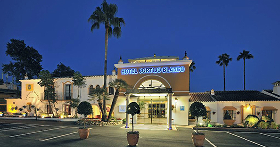 Hotel Globales Cortijo Blanco*** de San Pedro de Alcántara-Marbella