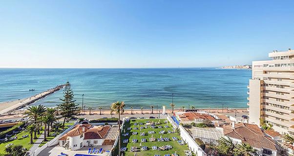 Hotel Globales Gardenia*** de Fuengirola