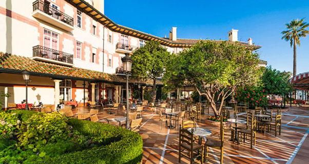 Hotel Globales Reina Cristina**** de Algeciras