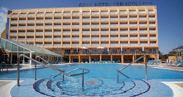 Gran Hotel Peñíscola**** de Peñíscola