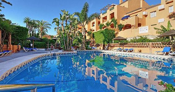 Hotel Grangefield Oasis Club**** de Mijas Costa