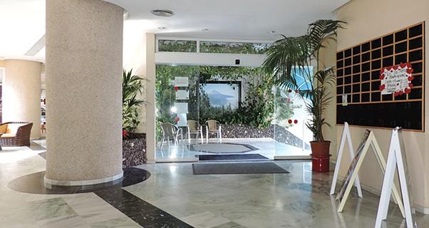 Apartamentos Green Park** de Golf del Sur-Tenerife