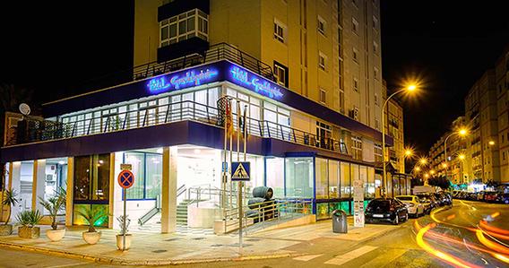 Hotel Guadalquivir**** de Sanlúcar de Barrameda