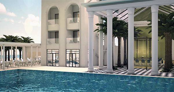 Hotel Guayarmina Princess**** de Costa Adeje