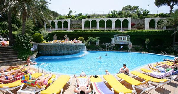Guitart Central Park Aqua Resort- Lloret