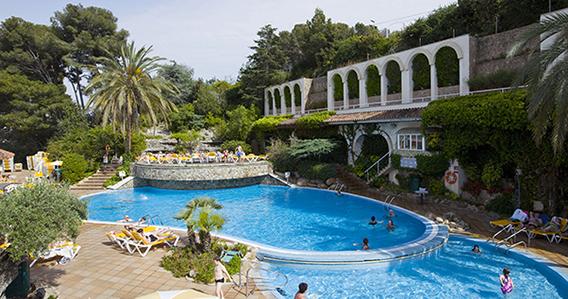 Guitart Central Park Aqua Resort*** de Lloret de Mar