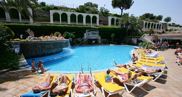 Guitart Central Park Aqua Resort**** de Lloret de Mar