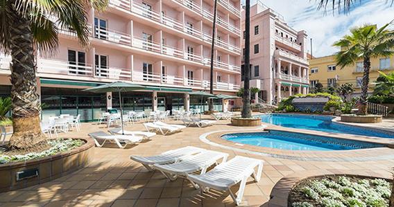Hotel Guitart Rosa*** de Lloret de Mar